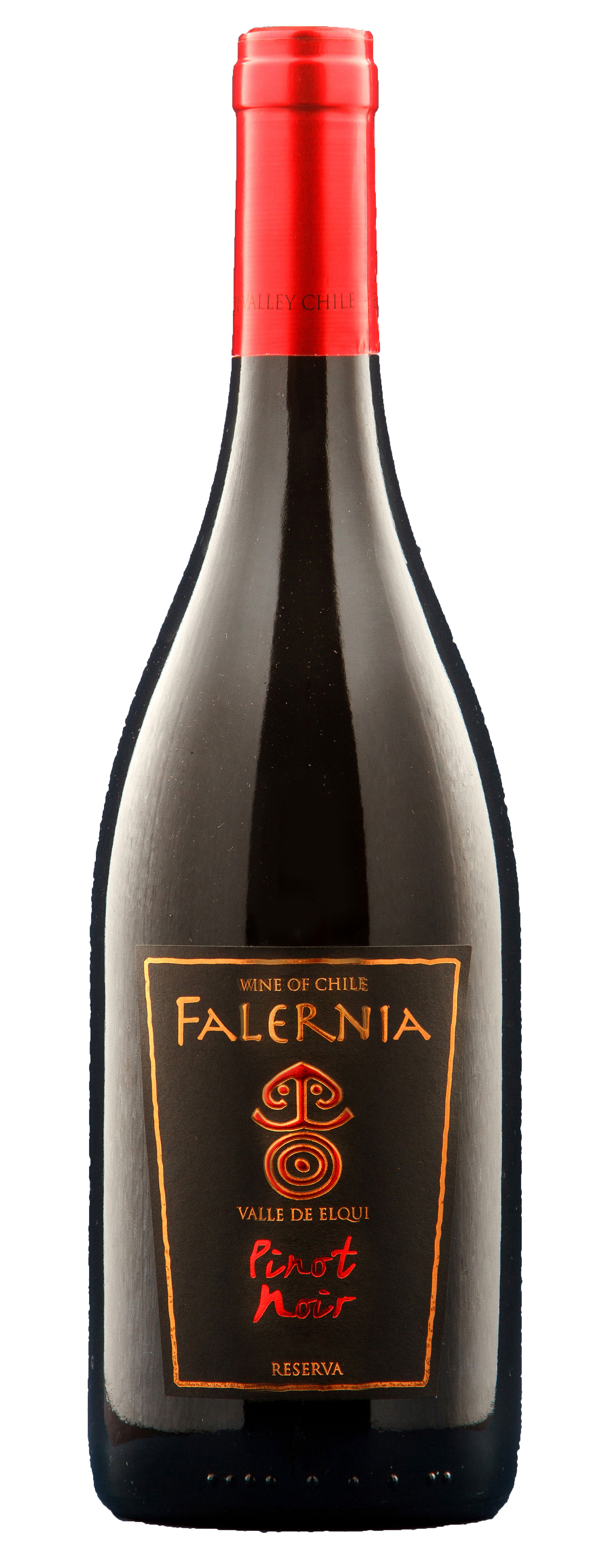 Falernia pinot noir reserva wines of chile for Best pinot noir in the world