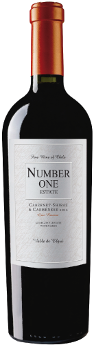 Number One Estate Cabernet Shiraz Carmenere Reserva