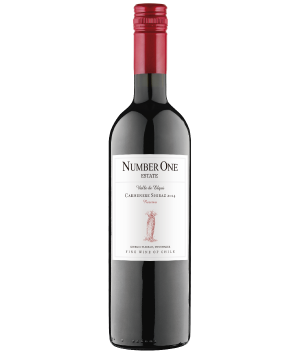 Number One Estate Carmenere Shiraz Reserva