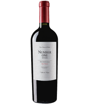 Number One Estate Shiraz Gran Reserva
